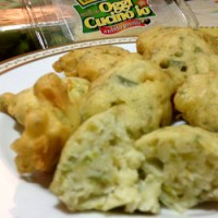 Frittelle con le olive